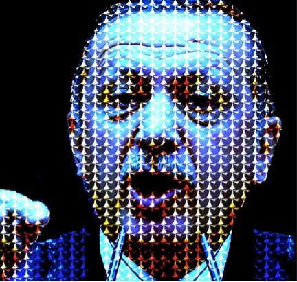 Mad man with a country - Turkish President Erdogan